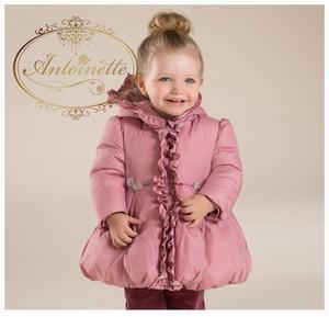 日本未上陸 海外ハイブランド 高級ブランド 90%ダウン 10%フェザー davebella kids downcort  コート 子供用 ダウンコート 子供 キッズ  冬 冬用 海外服 かわいい おんなのこ コート