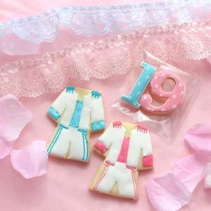 『衣装』アイシングクッキー フルオーダー