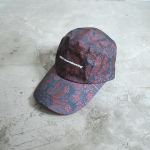 White Mountaineering BANDANA PRINTED LONG VISOR CAP