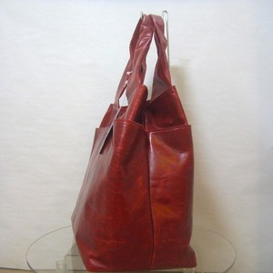 Wide Cube Tote [Red] NO.FK15362