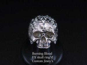 Burning Blood SkullⅥ Custom Jinny's