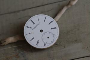 懐中時計の文字盤