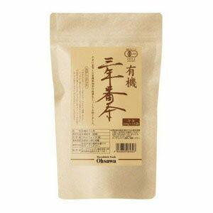 オーサワの有機三年番茶(分包)