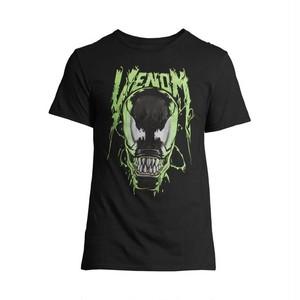 Tシャツ マーベル OOZY ヴェノム ブラック