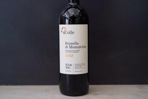 Brunello di Montalcino 2013 / Il Colle( ブルネッロ ディ モンタルチーノ / イル コッレ )