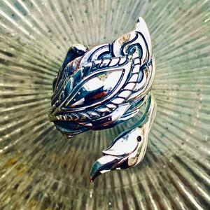 AVR-54 Garuda feather ring