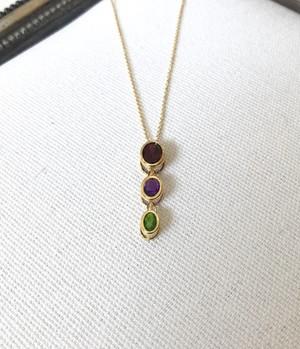 ange_067 K14GF 3色ネックレス