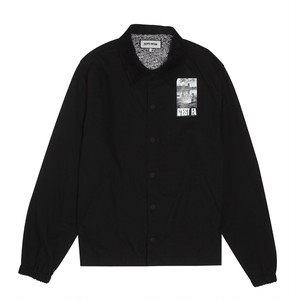 FUCKING AWESOME / C'EST FA Coaches Jacket / Ripstop Canvas Coaches Jacket Black