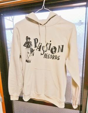 PASSiON RECORDS new パーカー