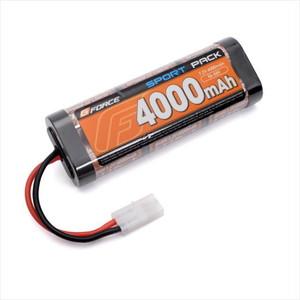 Gフォース 7.2V 4000mAh NiMH SPORT PACK ニッケル水素バッテリー GE003