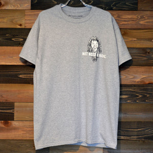 """not need a name """"Home S/S"""" GRAY"""