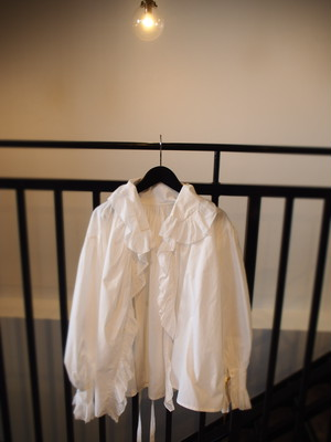 1755's Antique Blouse from France