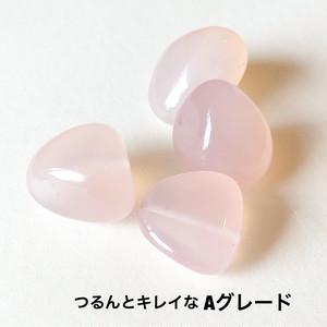 【2点限定】¥23,900→¥9,900【A】「人生が幸せに満ちるピンクカルセドニーのピアス(イヤリング)」
