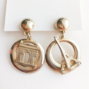 paris design earring[e-1170]