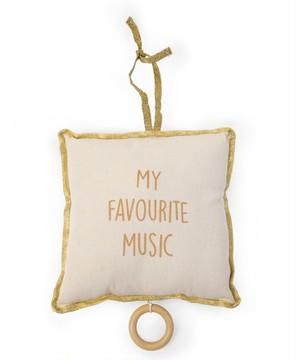シンプルオルゴール music pillow box