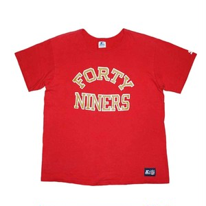 """""""STARTER""""  Cotton Printed S/S Tee (Made In USA)"""