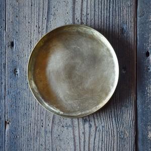 田中義久 Yoshihisa Tanaka 真鍮 鍛金丸皿