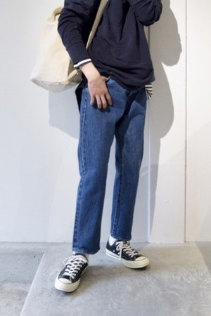 """RESTOCK""【ordinary fits】5P ANKLE DENIM KODAMA/OM-P020"