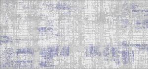 トルコ絨毯/カーペット/ラグ/玄関マット/Moss ブルー