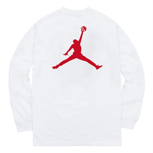 DONTASK JUMPMAN L/S Tee (BLANK MAG Exclusive)