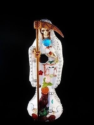 santamuerte/ サンタムエルテ/ 死の聖母/ 中