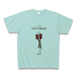 LE PETIT PARISIEN オリジナルTシャツ アクア