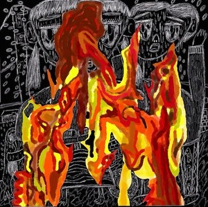 NDG - THE INFERNO (CD)