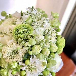 季節のお花 おまかせ花束 15000