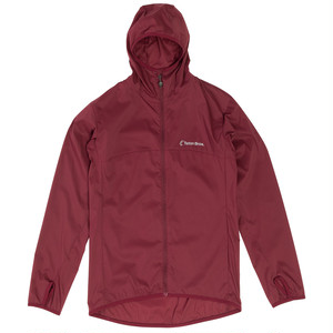TetonBros.(ティートンブロス) Women's Wind River Hoody WineRed