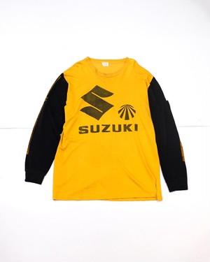 Suzuki no long T-shirt