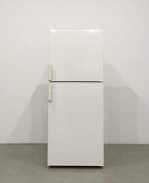 【極美品】MUJI 無印良品 電気冷蔵庫 AMJ-14D-1 2ドア冷蔵庫  2014年製