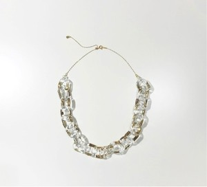 Luce macchia Surge decollete necklace / Surge jam necklace オプションアジャスター