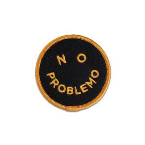 "BEHOLDER ""No Prob"" patch"