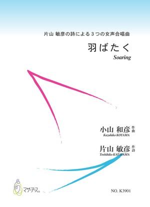 K3901 Soaring(Female Chorus,Piano/K.KOYAMA/Score)