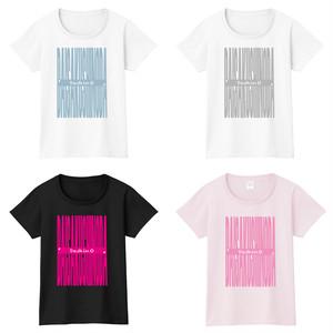 Dash in 0・Tシャツ(Ladies)