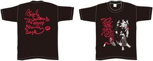 アップル斎藤と愉快なヘラクレスたちRadical-Tシャツ