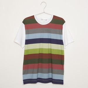 COMME des GARCONS SHIRT コムデギャルソン Tシャツ MULTI STRIPE S/S T-SHIRT S28103 メンズ レディース