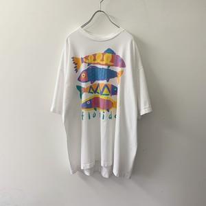 florida プリントTシャツ USA製 size XL メンズ 古着
