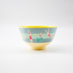 rice melamine bowl メラミンボウル <スイミング>