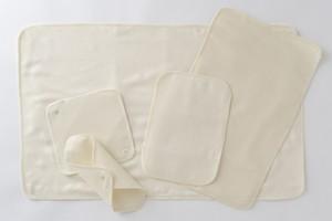 竹の布ナプキン L
