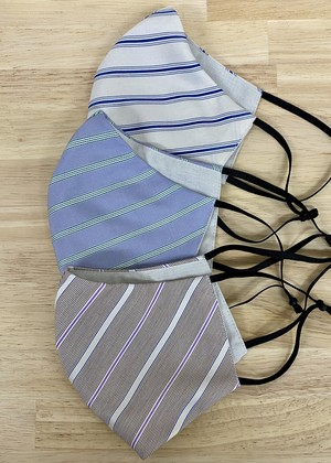 SUMMER STRIPE MASK