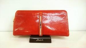 Dakota〈ダコタ〉 ボックス型小銭入れ付き ラウンド型長財布