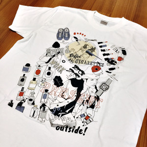 [Tシャツ] motograph x amalo produced by FUDGE