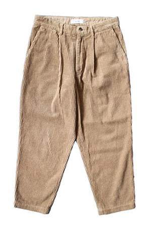 PLEATED TROUSERS REGULAR(marka)