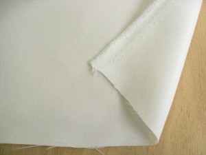 綿チノクロス オフホワイト CTN-0172