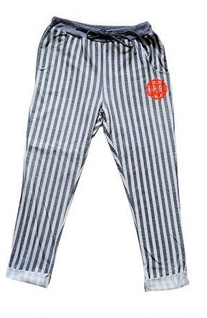 【JTB】ESTATE スタイルパンツ 【Lストライプ】【新作】イタリアンウェア【送料無料】《W&M》