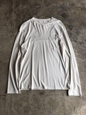 【used】Maison Margiela ⑭ pocket L/S crew neck メゾンマルジェラ ⑭ ポケット L/S クルーネック
