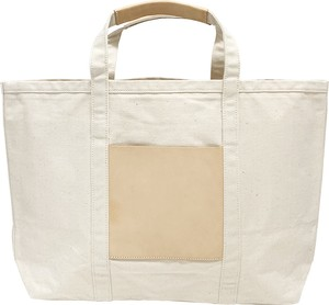 RE.ACT Canvas Tote Bag Off White