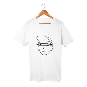 秋刀魚の人 Tシャツ