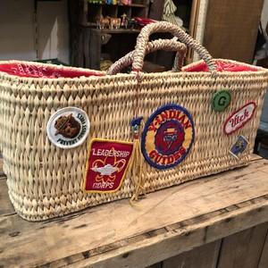 Decorated Basket, Bandana